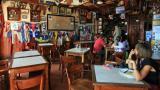 Peter Café Sport&#10Lugar Ilha do Faial nos Açores&#10Foto: Publiçor