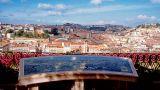 Miradouro de São Pedro de Alcântara&#10場所: Lisboa&#10写真: Gtresonline