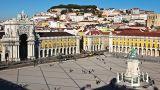 Terreiro do Paço - Lisboa&#10Lugar Praça do Comércio&#10Foto: ATL