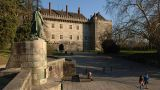 Paço dos Duques de Bragança&#10Lugar Guimarães&#10Foto: Direcção Regional de Cultura do Norte