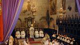 Semana Santa&#10Lugar Sé de Braga&#10Foto: ® Comissão da Semana Santa / WAPAphoto