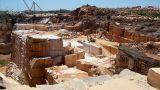 Rota do Mármore do Anticlinal de Estremoz&#10Local: Vila Viçosa&#10Foto: Rota do Mármore do Anticlinal de Estremoz