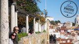 Arco da Rua Augusta&#10Local: Lisboa&#10Foto: Lisbon Photo Memories