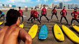 Onda Pura Escola de Surf&#10Local: Matosinhos&#10Foto: Onda Pura Escola de Surf
