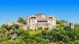 Leiria Castle&#10Local: Leiria &#10Foto: shutterstock_Visual Cortex