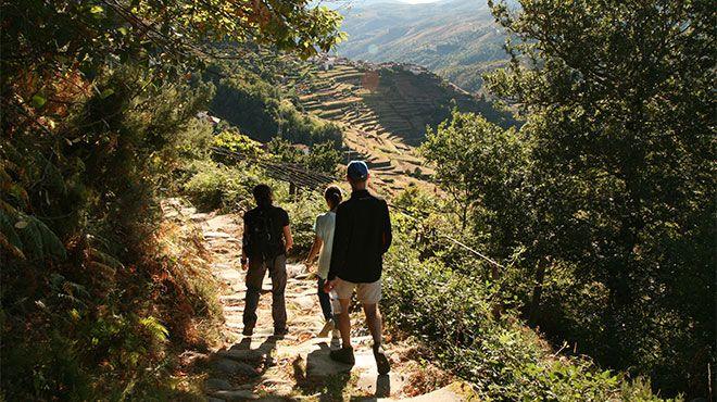 Portugal Green Walks&#10Plaats: Braga&#10Foto: Portugal Green Walks