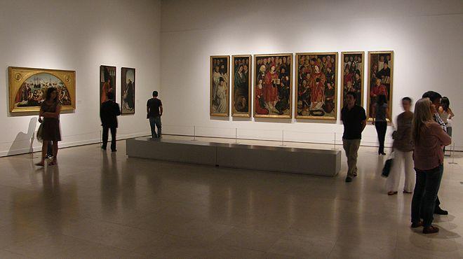 Museu Nacional de Arte Antiga&#10地方: Lisboa&#10照片: MNAA - Museu Nacional de Arte Antiga