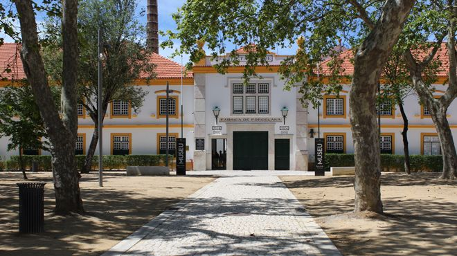 Museu Vista Alegre&#10Lieu: Ílhavo&#10Photo: Vista Alegre