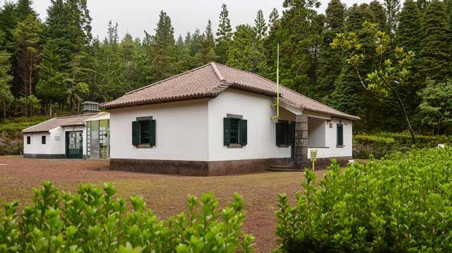 Centro Ambiental do Priolo&#10地方: Ilha de São Miguel - Açores&#10照片: Turismo dos Açores / Silvergrey