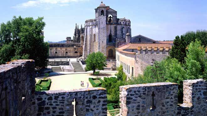 Convento de Cristo&#10Lieu: Tomar&#10Photo: IGESPAR - Luís Pavão