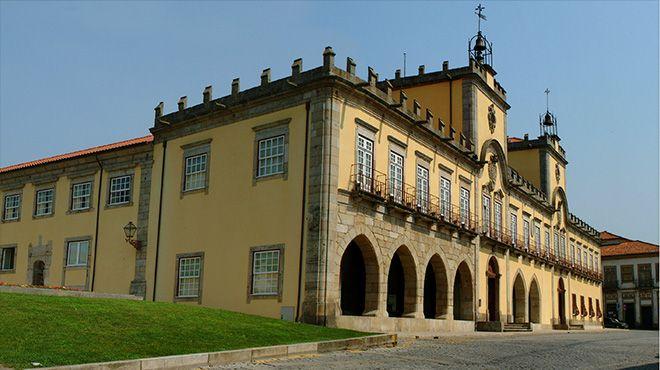 Paços do Concelho - Barcelos&#10Local: Barcelos&#10Foto: Câmara Municipal de Barcelos