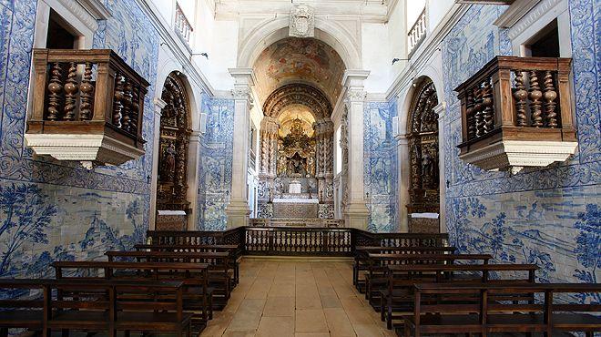 Capela de Nossa Senhora da Penha de França&#10Место: Vista Alegre - Ílhavo&#10Фотография: Vista Alegre