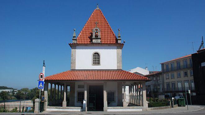 Capela de Nossa Senhora da Ponte&#10Local: Barcelos&#10Foto: Câmara Municipal de Barcelos