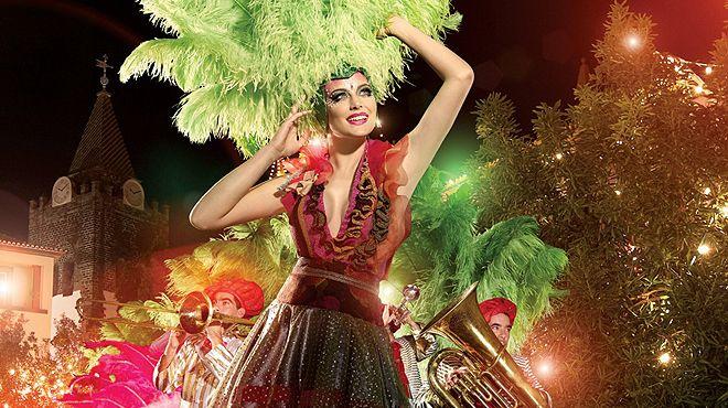 Carnaval da Madeira&#10Luogo: Funchal&#10Photo: Turismo da Madeira