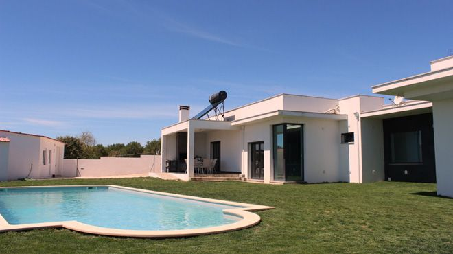 Casa Brunat&#10Lugar Tremes / Santarém&#10Foto: Casa Brunat