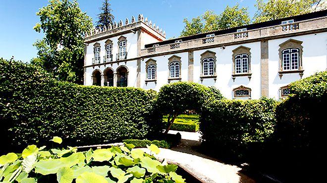Casa da Ínsua&#10Luogo: Penalva do Castelo&#10Photo: Casa da Ínsua