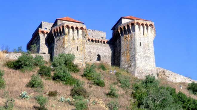 Castelo de Ourém&#10Место: Ourém&#10Фотография: Turismo de Leiria-Fátima