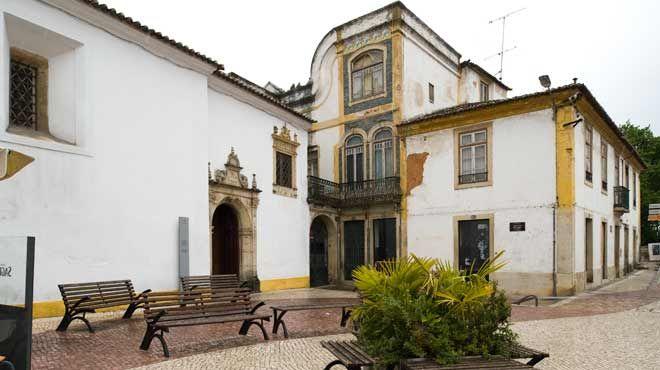 Convento de Santa Iria&#10Luogo: Tomar&#10Photo: Região de Turismo dos Templários