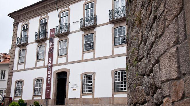 Museu de Alberto Sampaio&#10Place: Guimarães&#10Photo: Museu de Alberto Sampaio