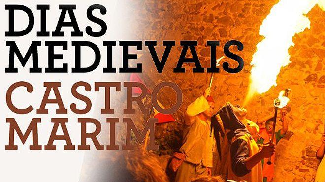 Dias medievais em Castro Marim&#10Local: Castro Marim&#10Foto: CM Castro Marim
