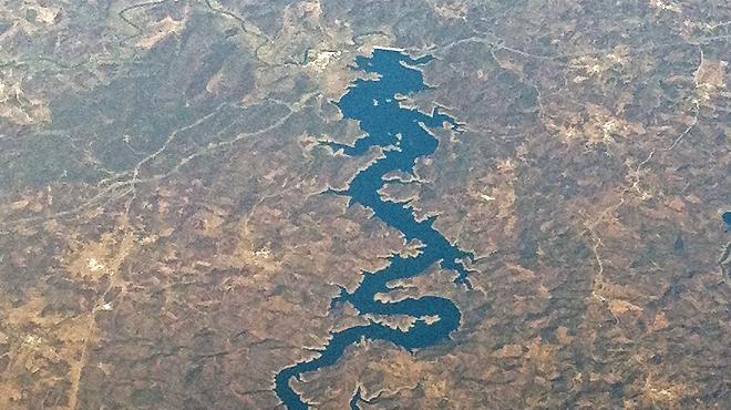 Ribeira de Odeleite / Dragon River&#10Plaats: Odeleite, Castro Marim&#10Foto: http://kpandsarahcwanderingaround.com