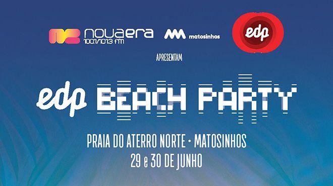 EDP Beach Party