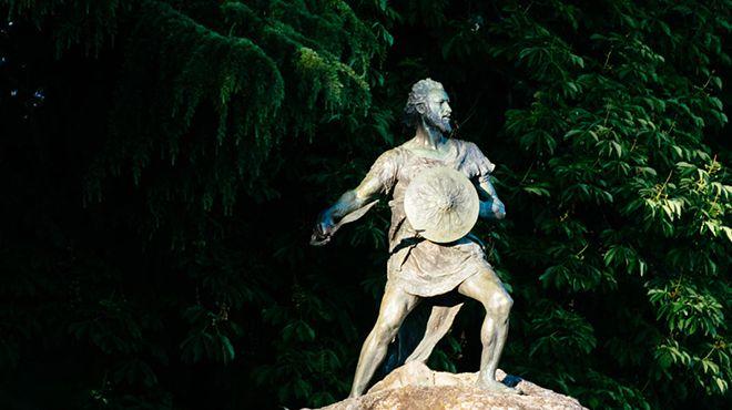 Cava de Viriato&#10Ort: Viseu&#10Foto: Emanuele Siracusa
