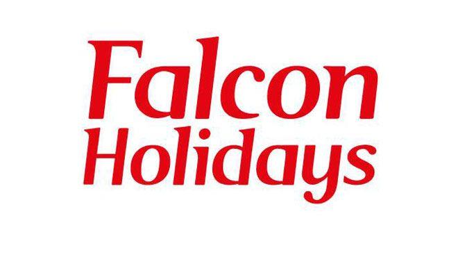Falcon Holidays Logo&#10照片: Falcon Holidays