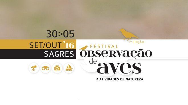 Festival de Observação de Aves 2016