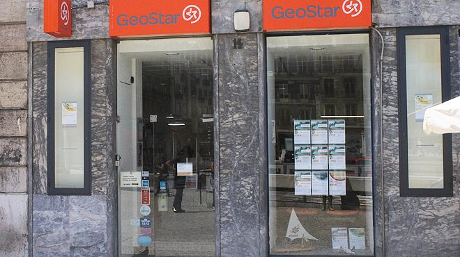 GeoStar / Restauradores&#10Place: Lisboa&#10Photo: GeoStar / Restauradores