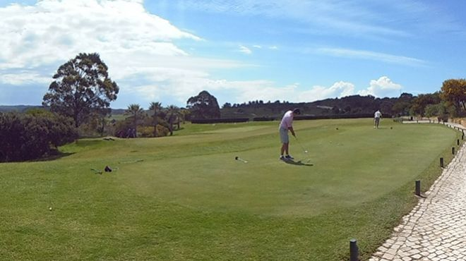 Golf Santo António - Academia&#10Lieu: Budens, Vila do Bispo