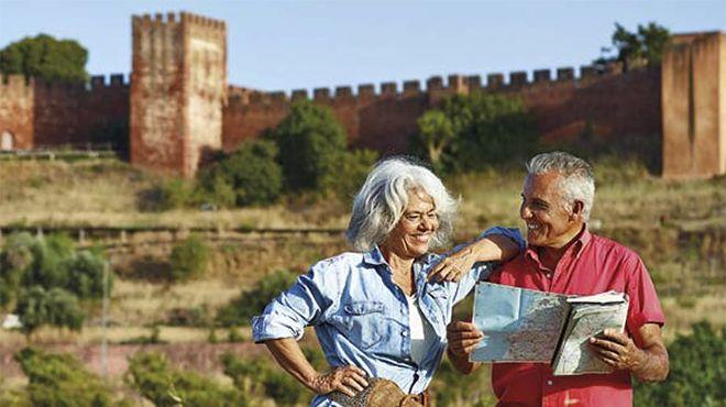 Algarve - Rotas e Caminhos&#10Foto: Turismo do Algarve