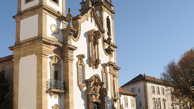Igreja da Misericórdia da Guarda&#10Ort: Guarda&#10Foto: ARPT Centro de Portugal
