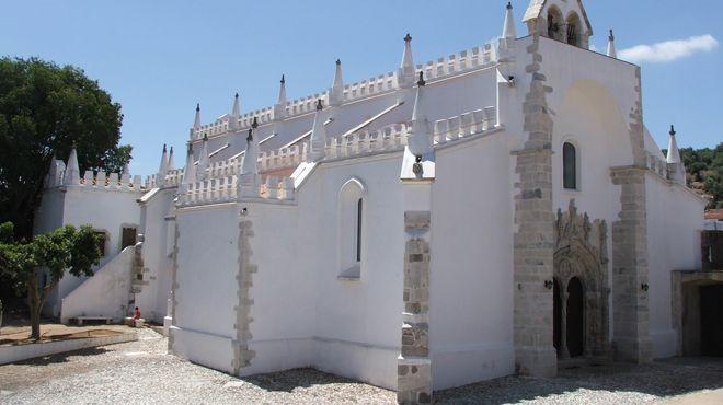 Igreja Matriz de Viana do Alentejo
