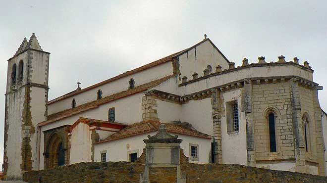 Igreja de São Leonardo-Atouguia da Baleia&#10Luogo: Atouguia da Baleia&#10Photo: Turismo do Oeste