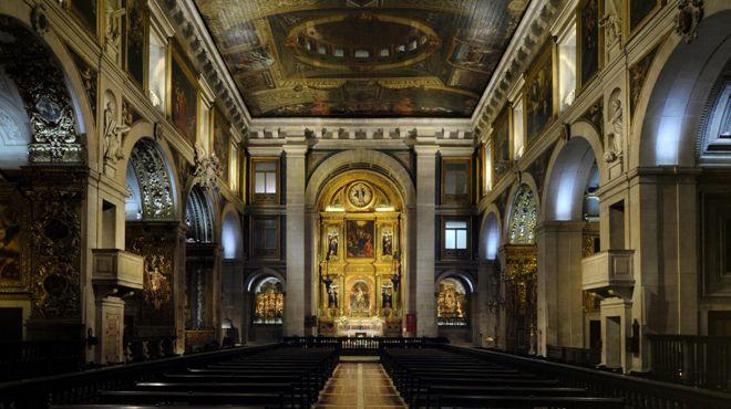 Igreja de São Roque&#10Lugar Lisboa&#10Foto: Santa Casa da Misericórdia de Lisboa