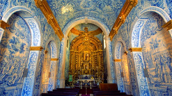 Igreja de São Lourenço de Almancil&#10Plaats: Almancil&#10Foto: João Paulo