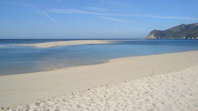 Praia da Figueirinha&#10Luogo: Setúbal&#10Photo: ABAE