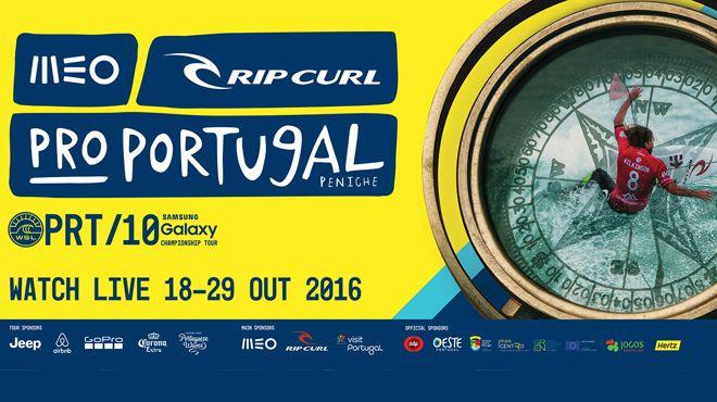 MEO Rip Curl Pro Portugal