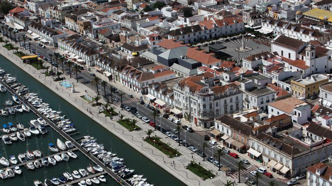 Vila Real de Santo António&#10Photo: Odiana