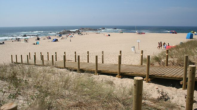 Praia da Agudela_d&#10Luogo: Matosinhos&#10Photo: ABAE