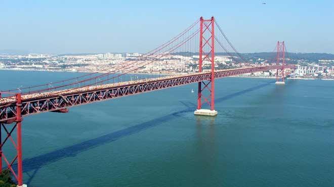 Meia Maratona de Lisboa&#10Place: Lisboa&#10Photo: ATL - Turismo de Lisboa