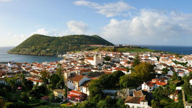 Monte Brasil, Angra do Heroísmo, Terceira&#10Lugar Monte Brasil, Angra do Heroísmo, Terceira &#10Foto: Maurício de Abreu_DRT