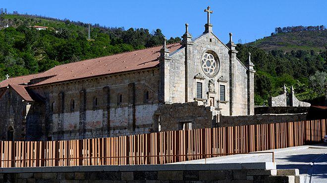 Mosteiro de São João de Tarouca&#10地方: Tarouca&#10照片: Direção Regional Cultura Norte