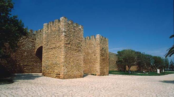 Lagos - Castelo dos Governadores&#10Lugar Lagos&#10Foto: Arquivo Turismo de Portugal