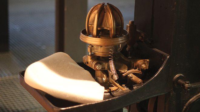 Museu de Chapelaria&#10Local: São João da Madeira