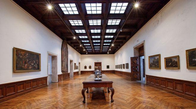 Museu de LamegoOrt: Lamego Foto: Pedro Martins