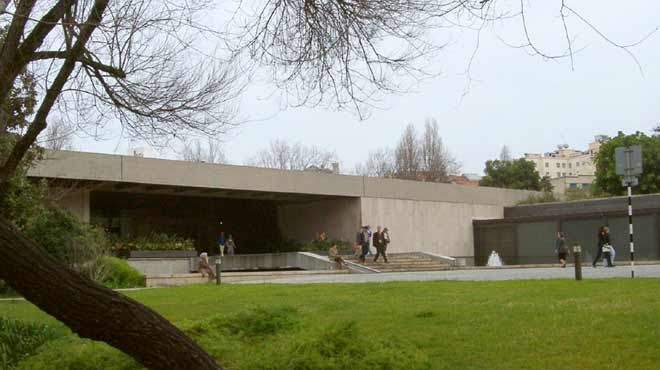 Museu Calouuste Gulbenkian&#10Local: Lisboa&#10Foto: IPPAAR