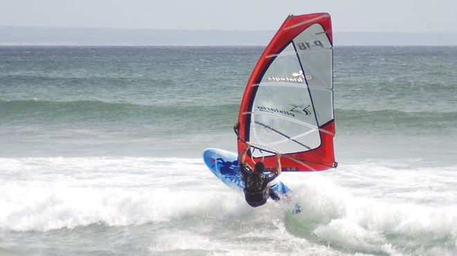 Escola de Windsurf elisiario.com