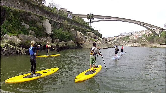 Portugal Kayak